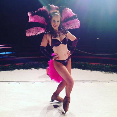 Showgirl on Ice