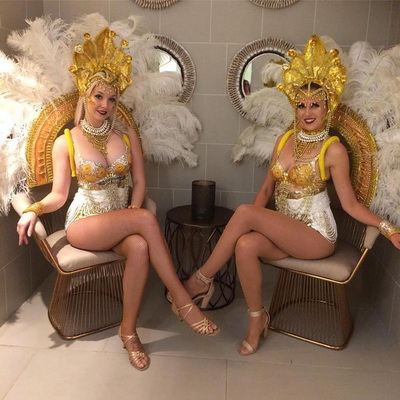 Themed Showgirls