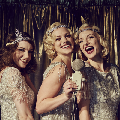 1920s Vocal Trio